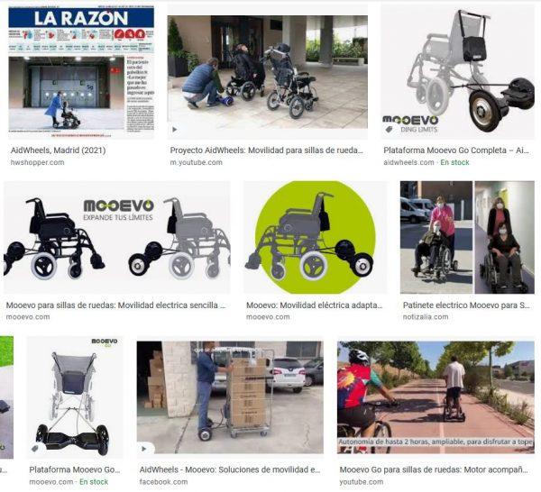 cual es el mejor motor para silla de ruedas