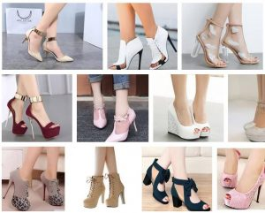 zapatos mujer 2019