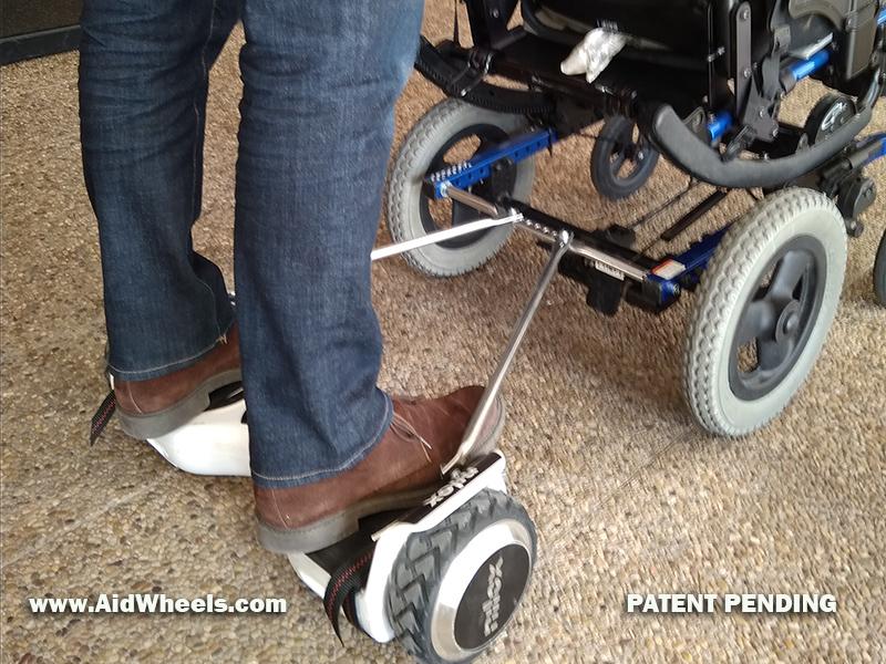 hoverboard sillas de ruedas