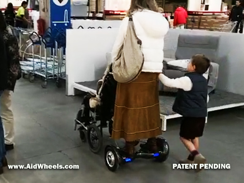 hoverboards wheelchairs
