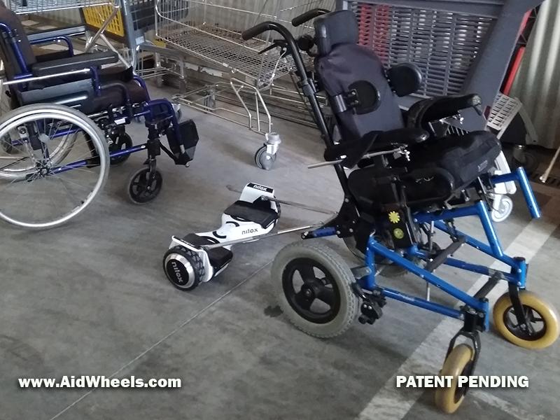 ortopedia madrid hoverboard silla de ruedas aidwheels
