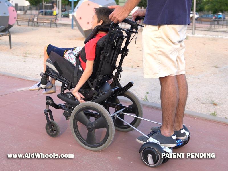silla ruedas hoverboard online
