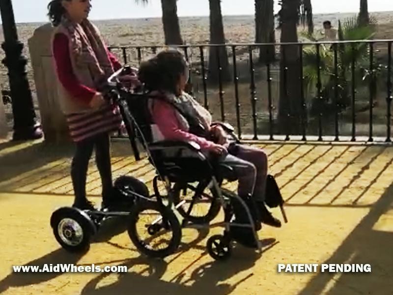 silla ruedas hoverboard opiniones aidwheels