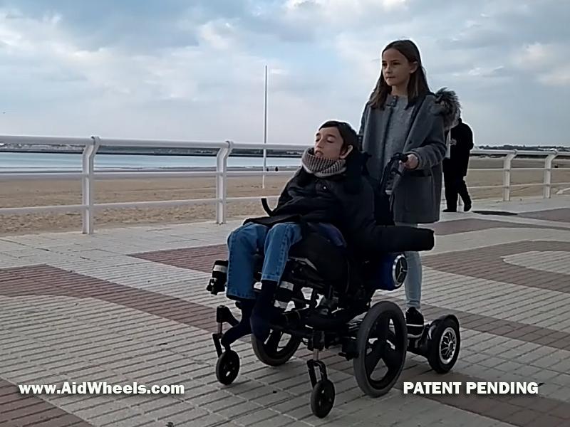 novedades inventos silla de ruedas