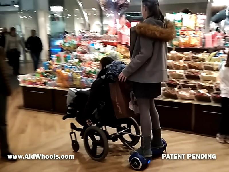 sillas de ruedas hoverboard aidwheels online