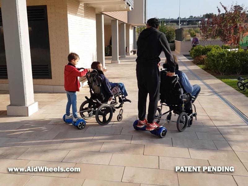 sillas electricas de ruedas economicas paralisis cerebral
