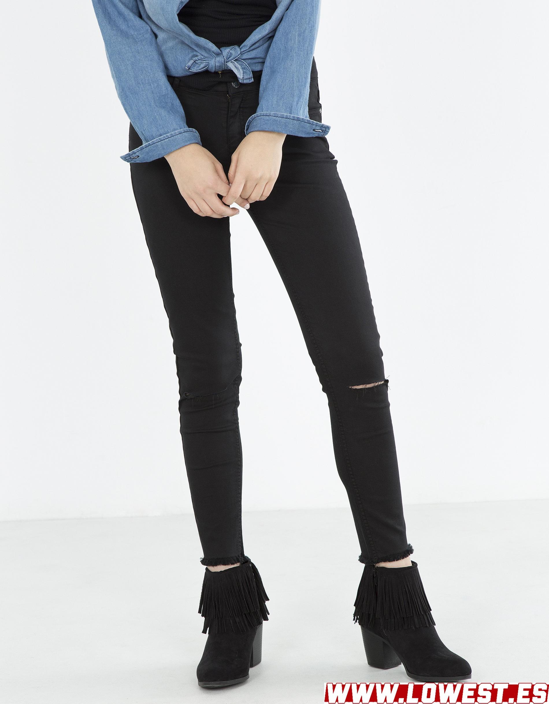 rebajas moda mujer levis high waist 2019 2020