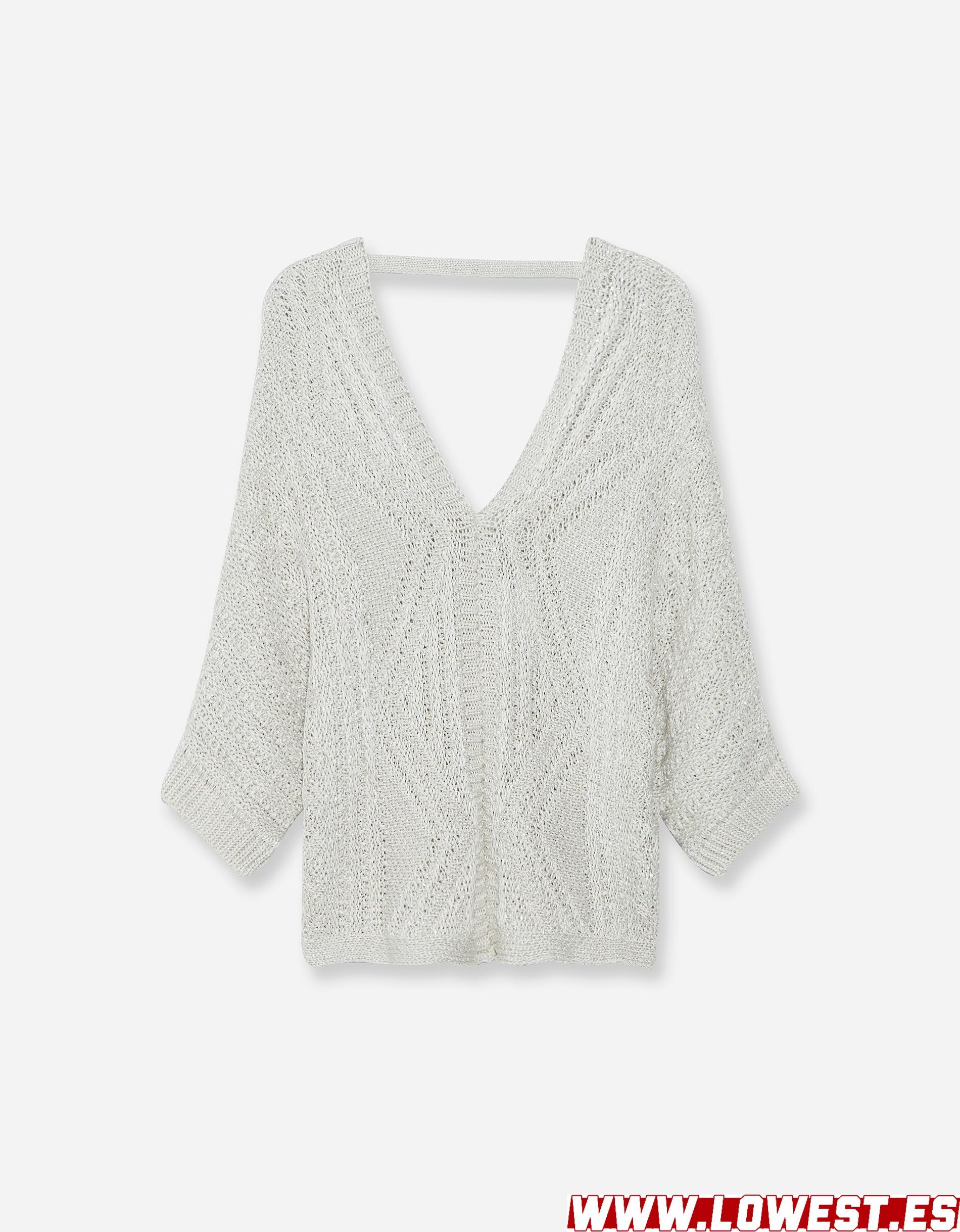 rebajas mujer Lowest vestidos blancos 2019 2020