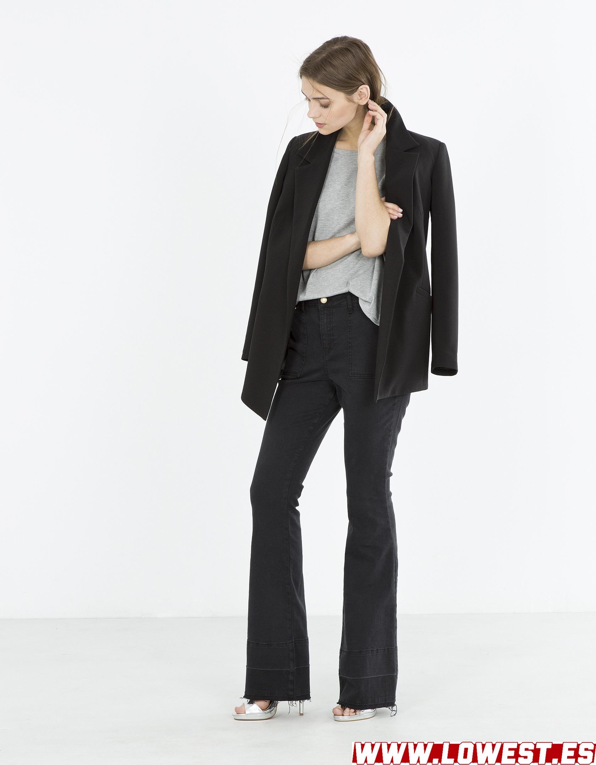 ropa elegante mujer trabajo trajes