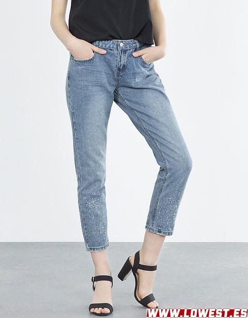 ropa online mujer tendencias denim 2019 2020