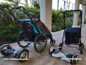 adapted personal electric mobility