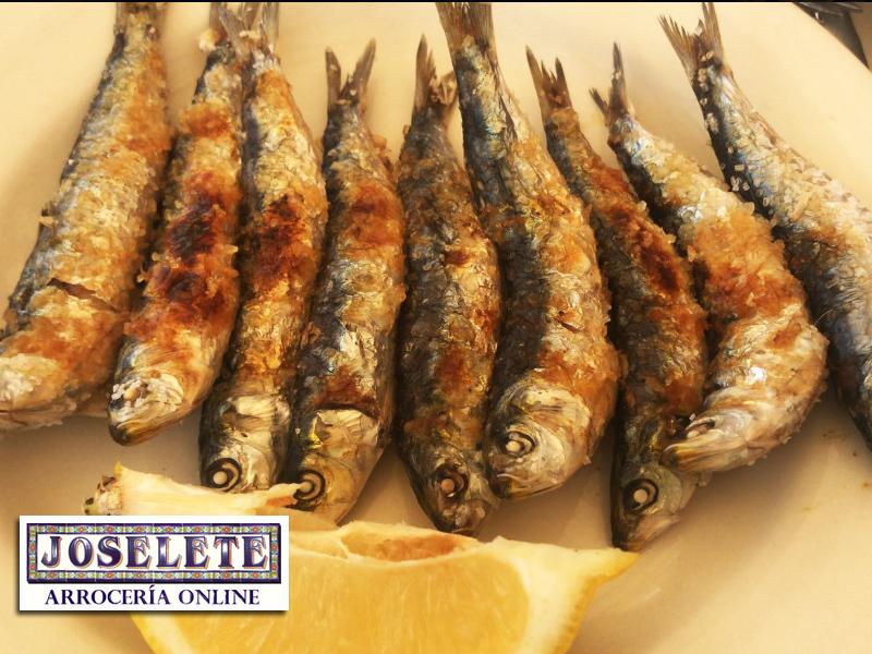 sardinas malaga madrid