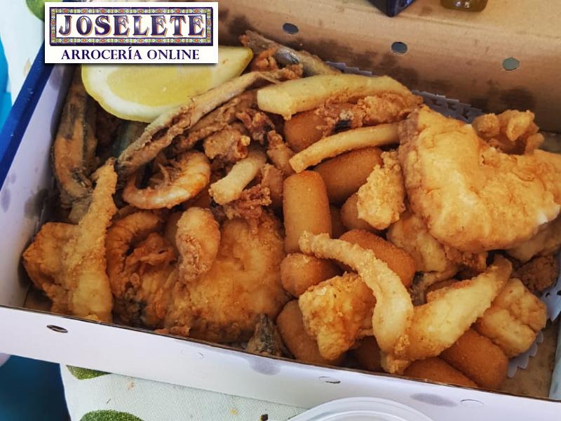 pescaito frito madrid