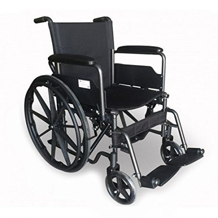 hover wheelchair attachment