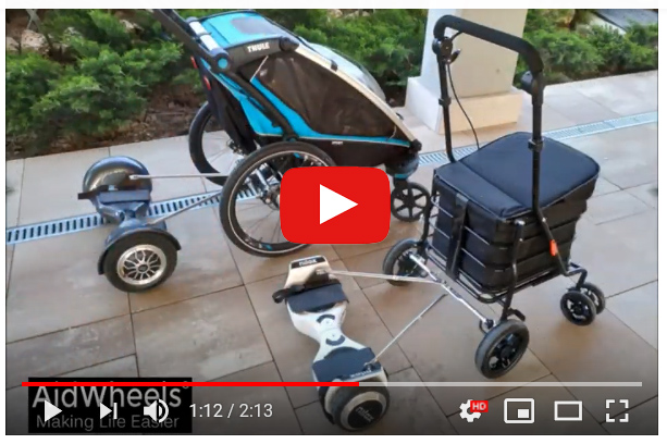 hoverpushers motor asistente silla ruedas