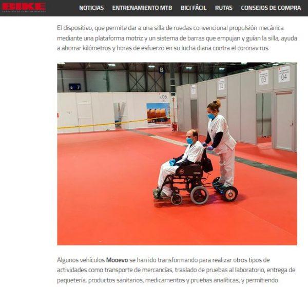 ifema sillas de ruedas