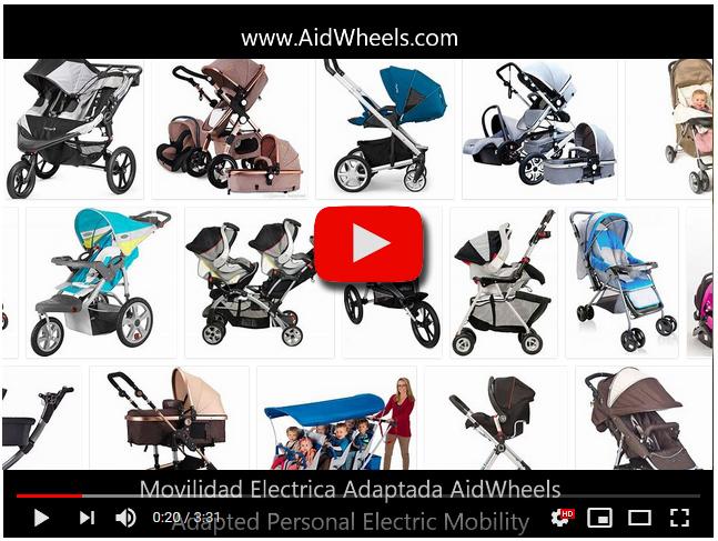 motor electrico sillita bebe