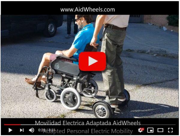 micromovilidad discapacitados sillas