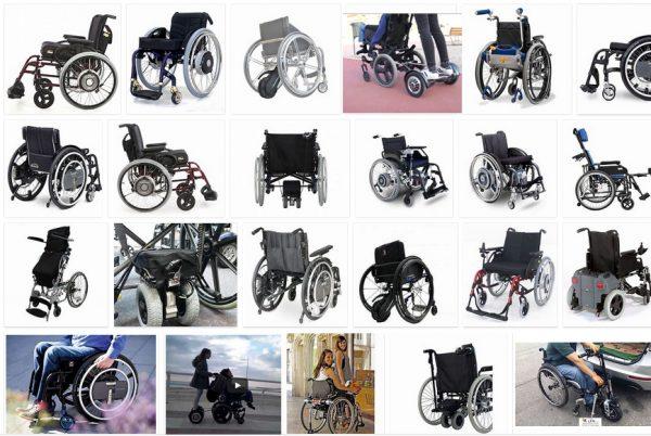 sillas ruedas ifema