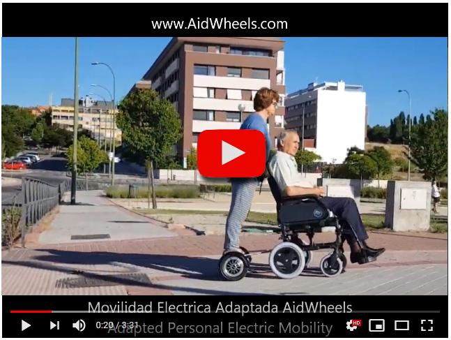 motor auxiliar silla de ruedas manuales como funciona