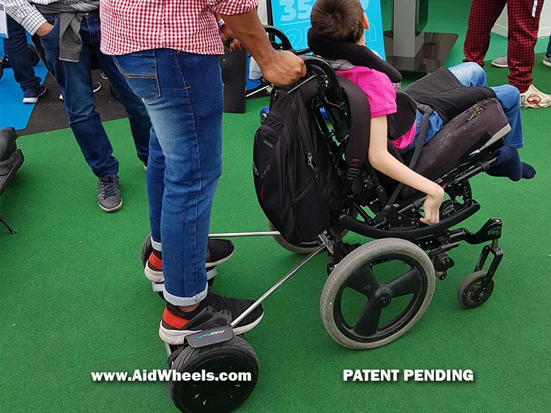 micromovilidad silla de ruedas