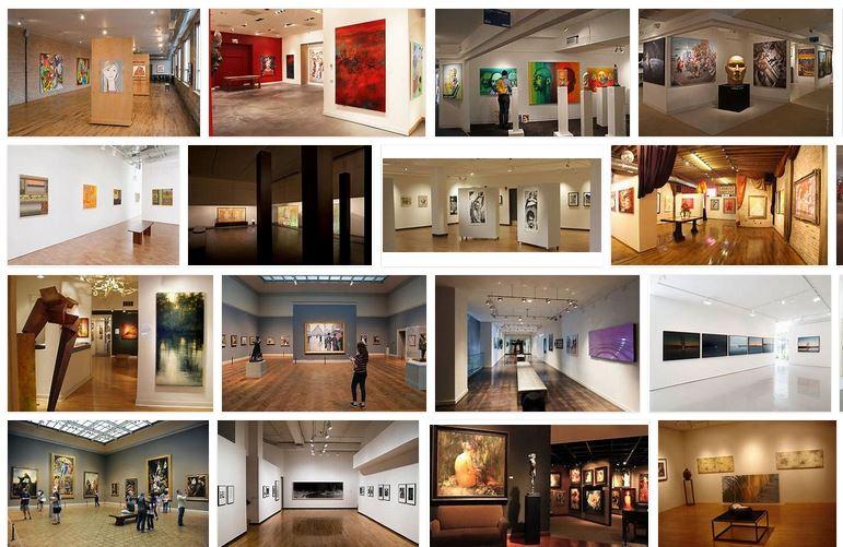 Galerias de Artes