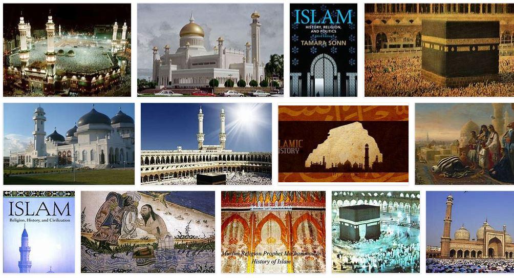historia del islam religion