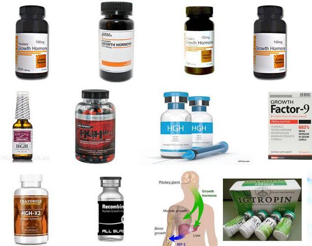 donde comprar hormona crecimiento
