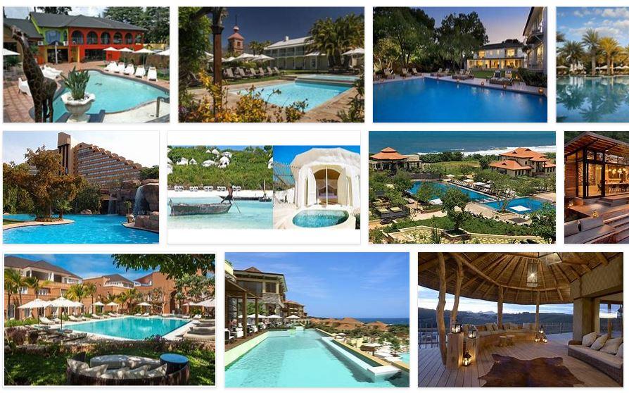 mejores hoteles en sudafrica