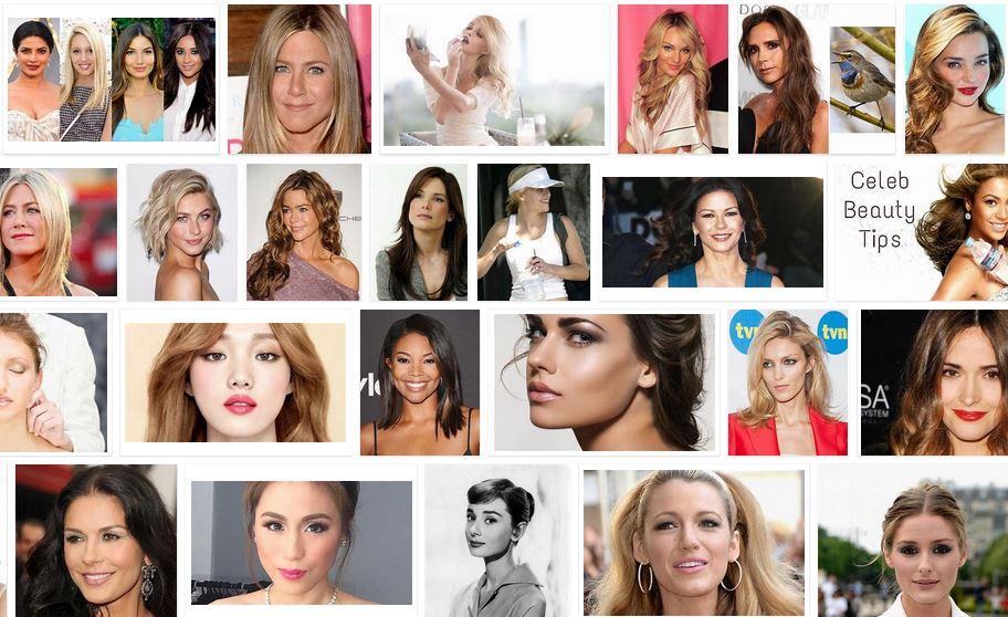 trucos belleza famosas celebrities