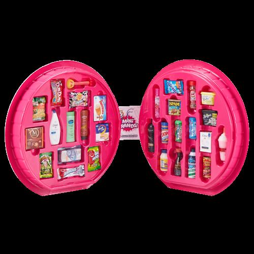 estuche coleccion mini brands