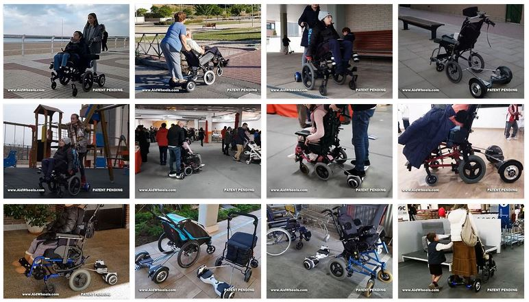 moovermate patinetes electricos