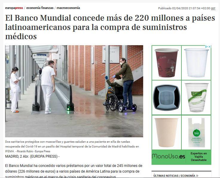 alta pacientes hospital ifema silla ruedas electrica