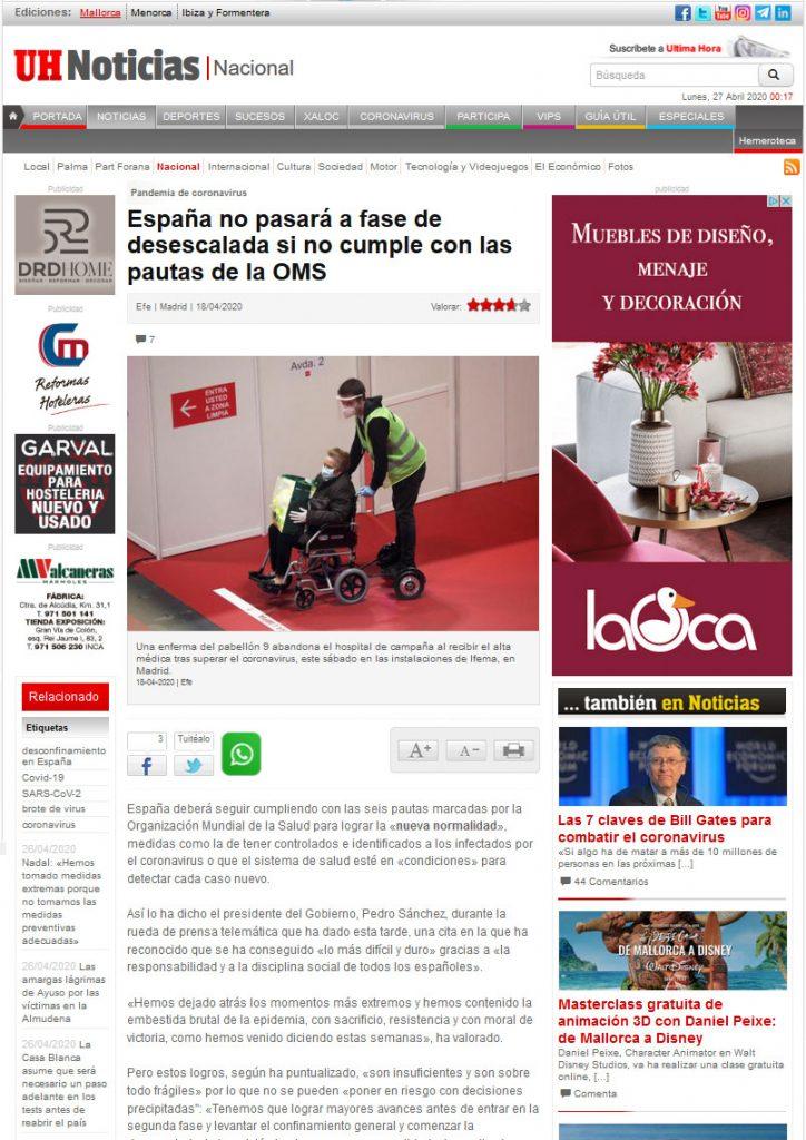 patinetes electricos para sillas de ruedas en ifema