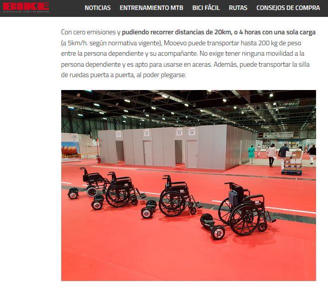 sillas de ruedas ifema electricas motorizadas