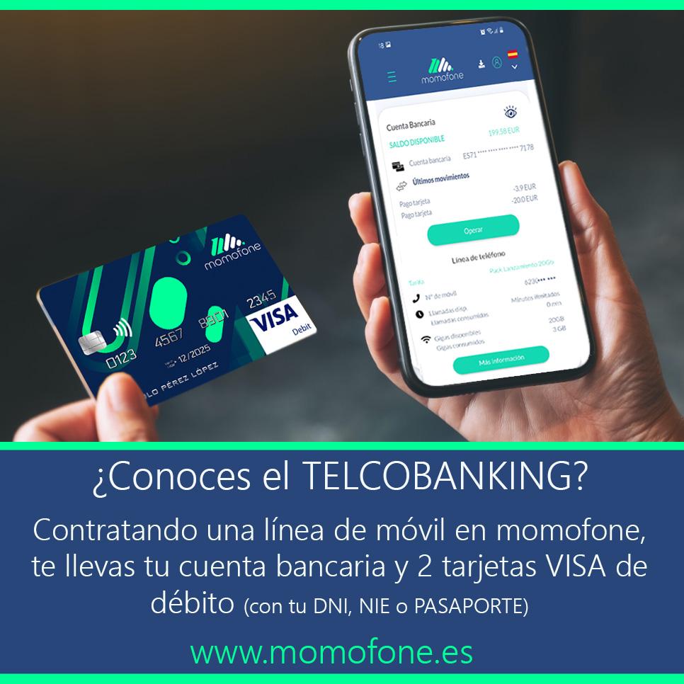 telcobanking momofone