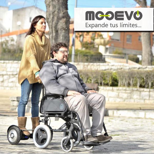 mooevo wheelchair hoverboard