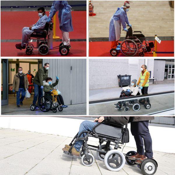 mooevo sillas ruedas