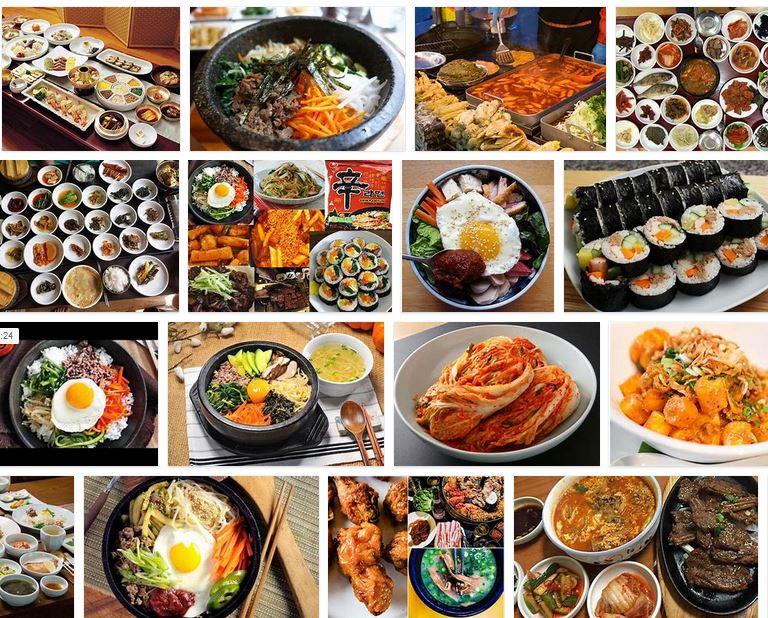 mejor comida koreana