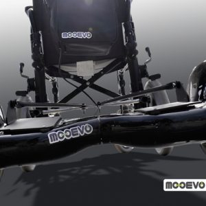 AidWheels by Mooevo HoverPusher para Silla de ruedas para obesos XXL DRIVE