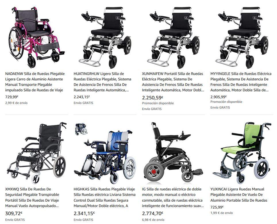 motor electrico para silla de ruedas manual