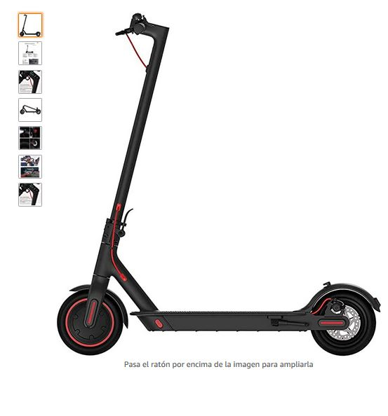 patinetes electricos xiaomi segway sillas de ruedas