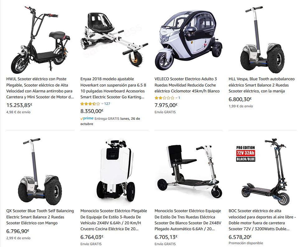 scooters para seniors mooevo