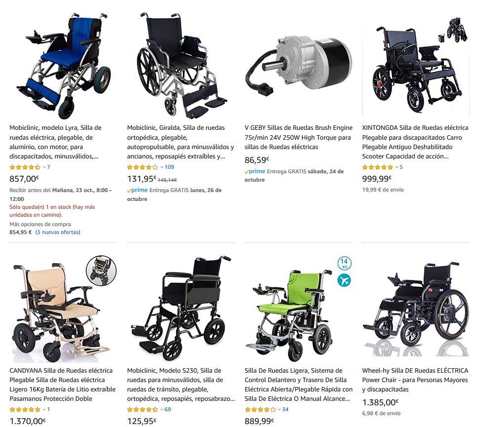silla de ruedas con motor mooevo