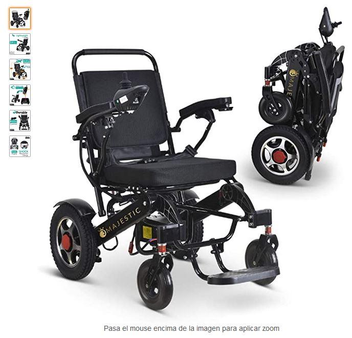 patinetes para sillas ruedas