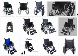 silla ruedas para hoveboard