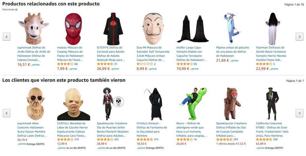 mejor disfraz de miedo terror hallowen