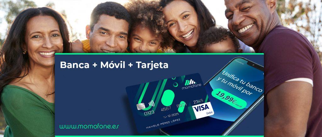 momofone opiniones banco telefono movil operadora banca online