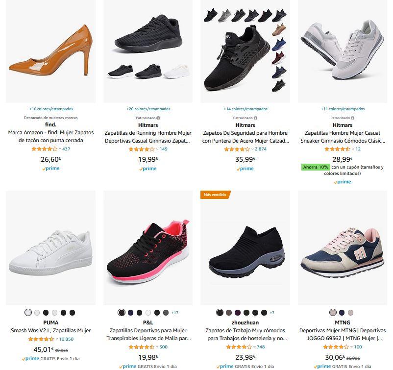 zapatos mujer de moda 2021