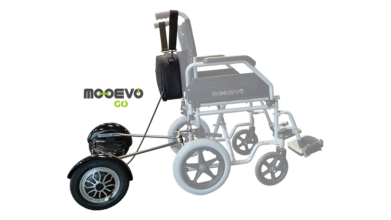 silla ruedas electrica mooevo